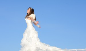 Три секрета стройной фигуры на свадьбе