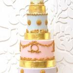 Самый высокий свадебный торт