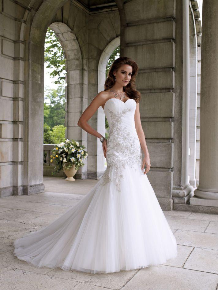 Wedding dress story: Wedding gown