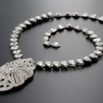 Украшай лебединую шею стильным ожерельем