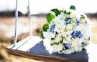 Идея дня: картина из свадебного букета
