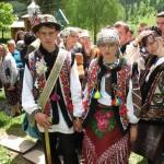 Гуцульская свадьба самая колоритная