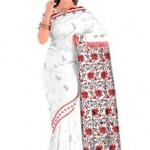 Индийское сари или все-таки платье в украинском стиле?