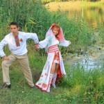 Украинский стиль подходит для любой невесты