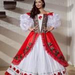 Для невест, которые любят сочетать стили и цвета