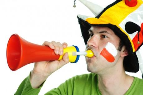 Ведущий на вашей свадьбе в стиле Евро 2012