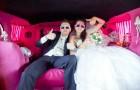 Шутливая свадьба 1 апреля