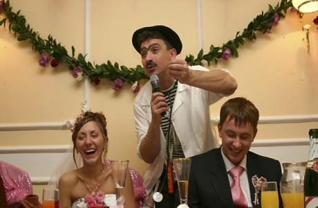 Свадебный конкурс красноречия