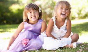 Свадебные развлечения для детей
