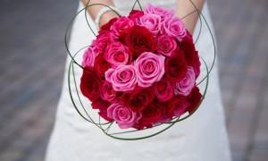Идея дня: розы для свадьбы. Ты не прогадаешь!