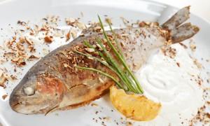 4 рыбных блюда для свадебного меню