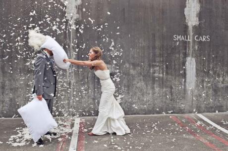 Альтернативная свадьба
