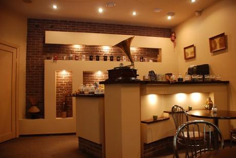 Можно устроить в нескольких кофейнях Львова