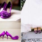 Ядовитый фиолетовый