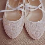 Для невесты, которая решила отказаться от каблуков