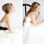Украшение для прически невесты