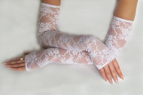 Что такое свадебные митенки?