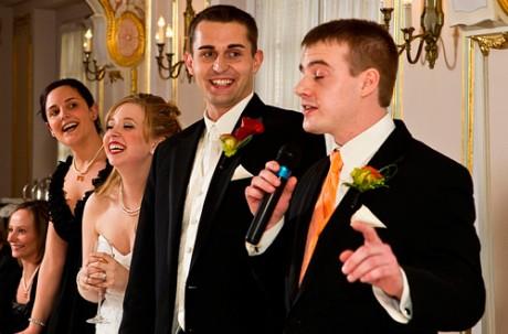 Цифровой тост на свадьбу
