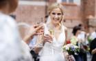 Тосты на свадьбе первого апреля, задорно, смешно, весело