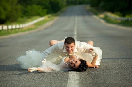 Свадьба с первым встречным?