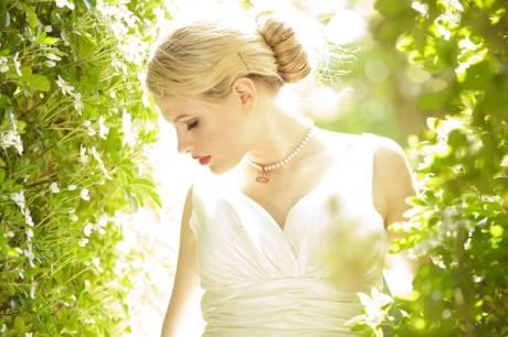 Летняя свадьба - защита от солнца
