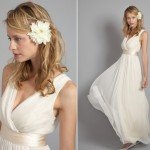 Цветы всегда украшают невесту