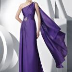 Шикарный оттенок платья