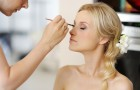 Нанесение свадебного макияжа