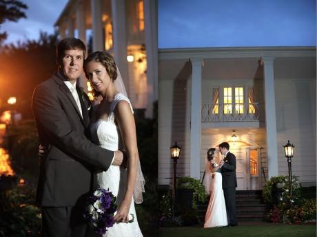 Время суток для летней свадьбы