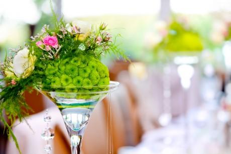 Цветы на свадьбе, как произведение высокого искусства