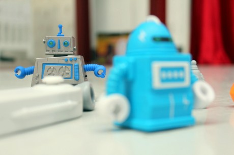 Свадьба роботов