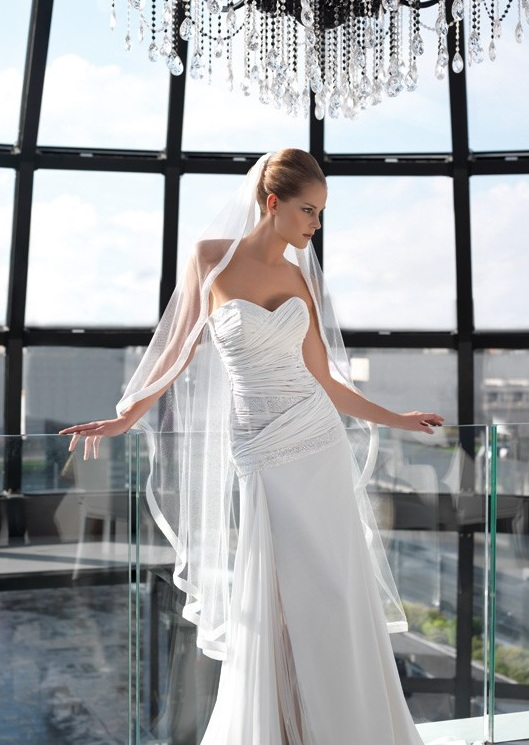 Платья невесты эротичные