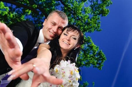 Фотографии жениха и невесты