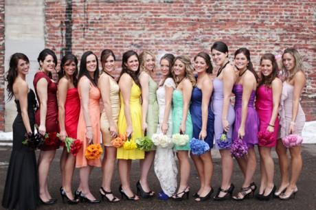 Во всех цветах радуги