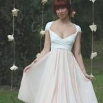 Романтичный образ невесты - невероятно красивое декольте