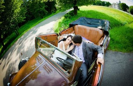 Выбираем свадебный кортеж