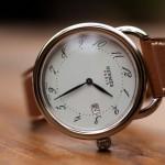 Оригинальный аксессуар на свадьбу - часы для жениха