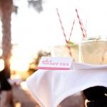 Какая летняя свадьба без прохладительных напитков