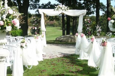 Оформи свадьбу на природе