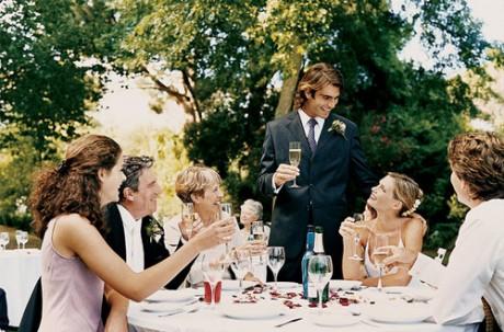 Выбираем формат свадьбы