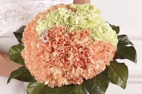 Свадебный букет - гламелия