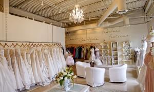 За платьем в дорогие свадебные салоны