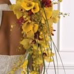 Букет для солнечной летней свадьбы