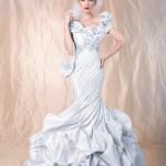 Свадебный наряд 2012