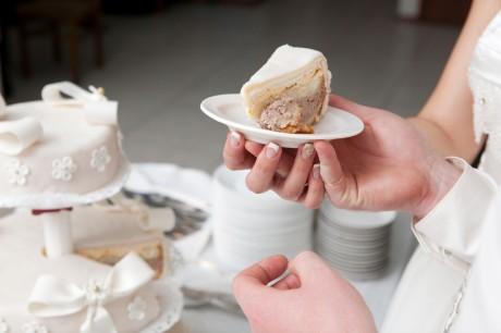 Свадебный торт 2012