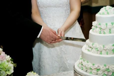 Вес свадебного торта