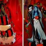 Торт в стиле мультика