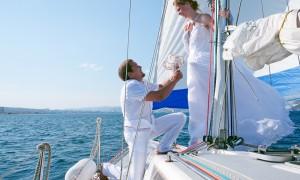 Банкет = свадебное путешествие