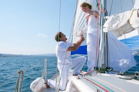 Свадебный банкет или свадебное путешествие