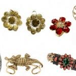 Фигурки цветов и животных очень нравятся свидетельницам и гостьям в 2012 году